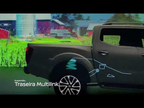 Kento Nissan - Nova Nissan Frontier