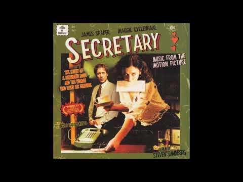 Secretary Soundtrack 2002 - The Loving Tree