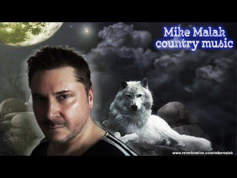 Mike Malak - Blue Moon (Elvis, rock ballad, cover, lyrics)