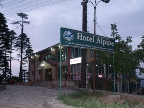 Luxury JKTDC Hotel Alpine at Patnitop, Jammu, India - Patnitop Hotels