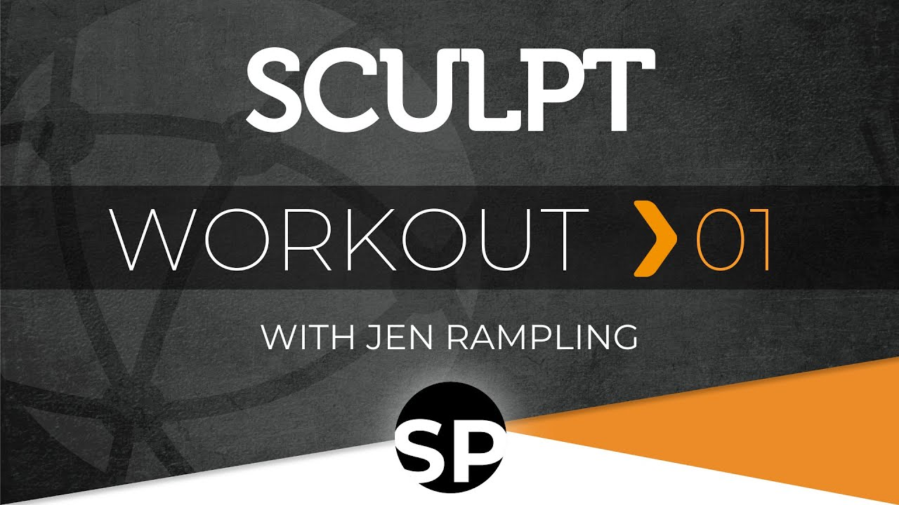 SCULPT WORKOUT 01 - GGF - FREE ONLINE WORKOUTS