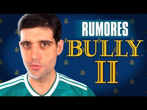 Bully 2 RUMOR muito estranho, TROCAR de nome na PSN e o novo CELULAR GAMER