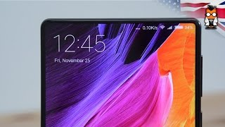 Xiaomi Mi Mix Review – A Smartphone from the Future?