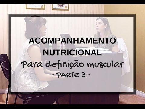 VLOG acompanhamento nutricional - parte 3