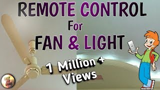 Video Remote Control for Fan & Light download MP3, 3GP, MP4, WEBM, AVI, FLV September 2018