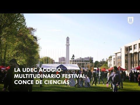 #ComunidadUdeC: Conce de Ciencias