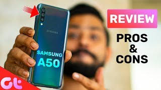 Samsung Galaxy A50 14 Days Review with Pros and Cons | Best From SAMSUNG? | GT Hindi