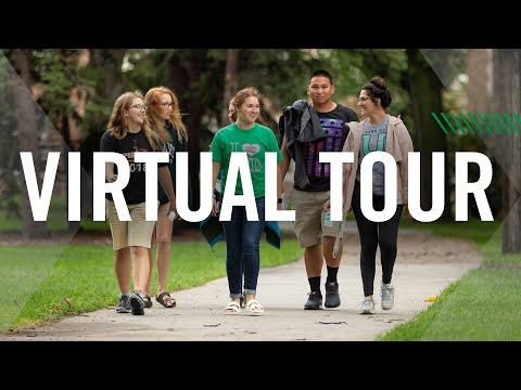 Virtual Campus Tour   University of North Dakota