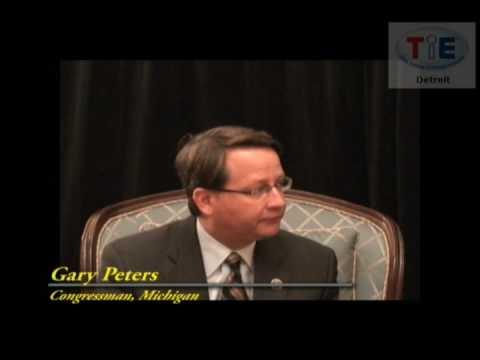 Gary Peters - Congressman