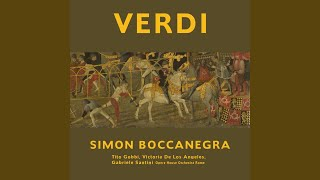 Simon Boccanegra Act III Come Un Fantasima Fiesco Appar