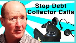 How to Stop Debt Collectors Calls - Youtube Video Channel on Credit Card Debt