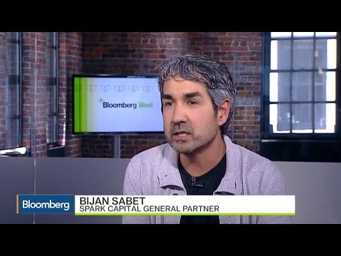 Bijan Sabet Weighs In on Twitter, Tech Valuations - YouTube