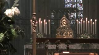 Kölner Dom - Orgelmusik am Ostersonntag 2010