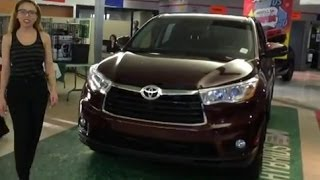 2014 Toyota Highlander LE at Kingsway Toyota :)