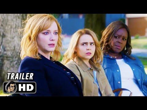 GOOD GIRLS Season 2 Official Trailer (HD) Christina Hendricks Crime Series