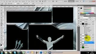 إنشاء الخاصة بك فرش فوتوشوب + إنشاء القواطع على حرس الحدود