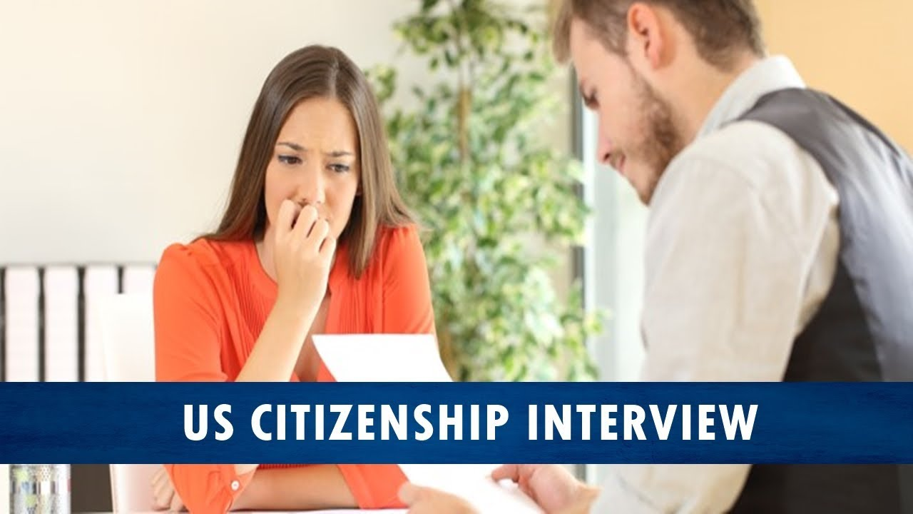 Citizenship Test and Interview 2017 - 2018 [full] (New President Trump)  [OFFICIAL]