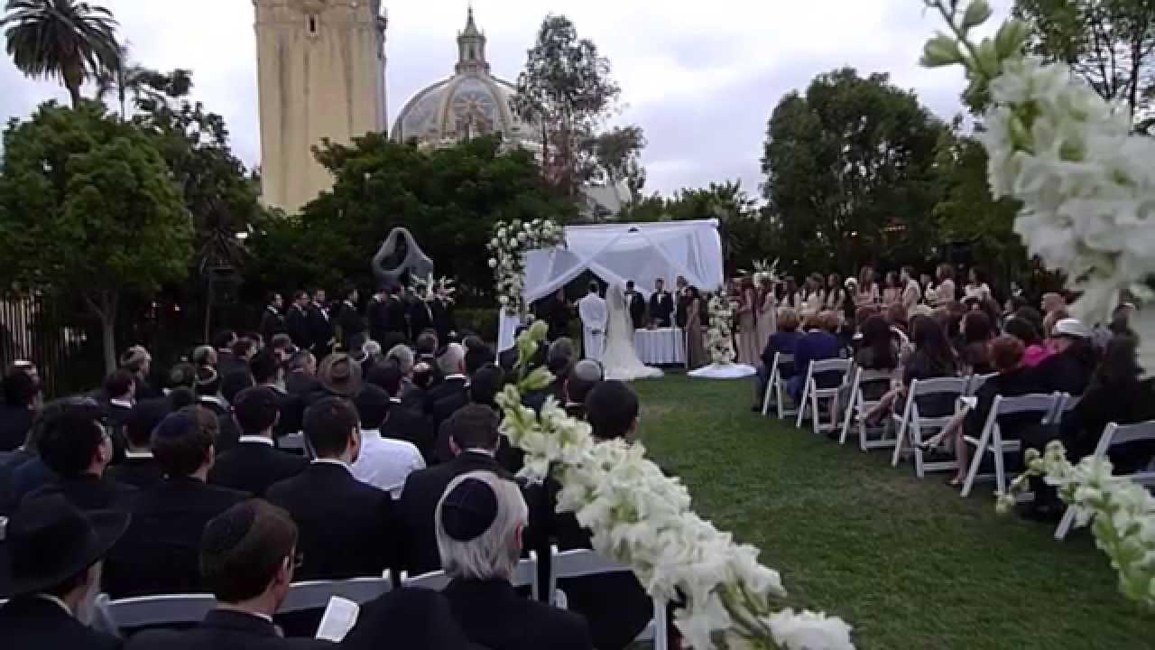 Algerian Jewish Sheva Brachot Blessings At Wedding