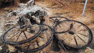 Самые необычные находки археологов в Болгарии. Египту и не снилось