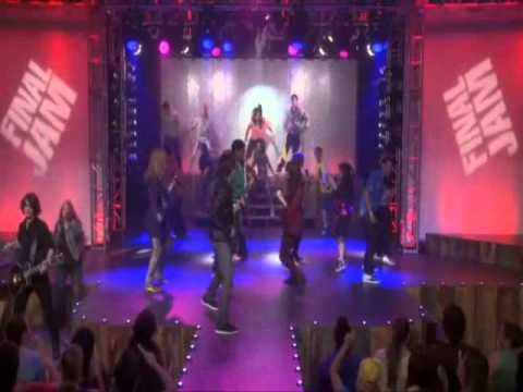 Camp rock 1 - We rock! (Official music scene).wmv
