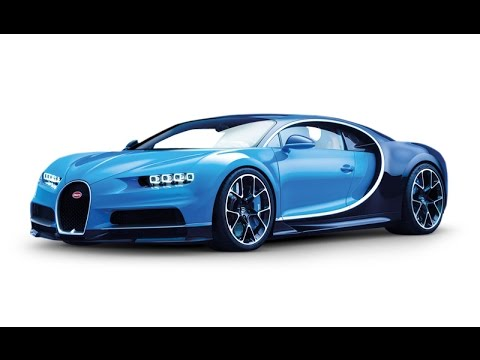 Luxury Car - Admire the beauty of Bugatti Chiron.......