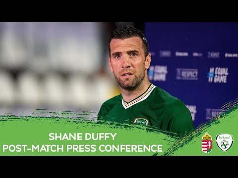 POST-MATCH PRESS CONFERENCE | Shane Duffy