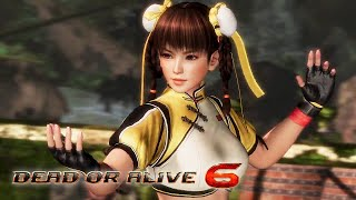 Dead Or Alive 6 - Leifang And Hitomi Character Trailer
