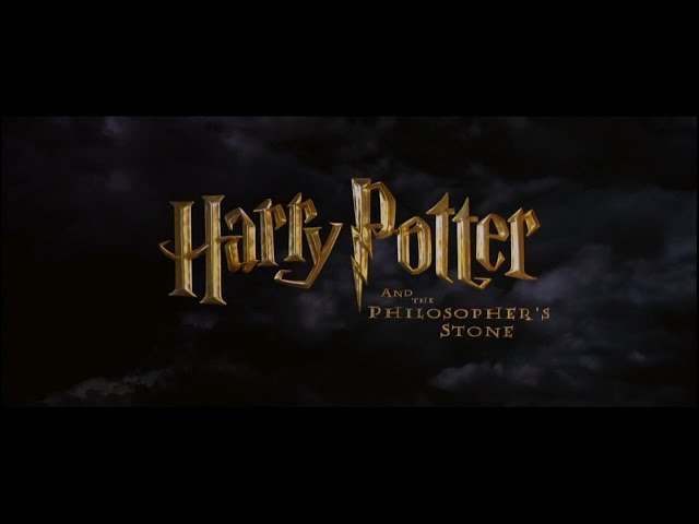 Harry Potter Opening Themes