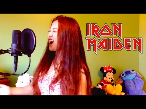 Speed of Light - Iron Maiden (Vocal Cover by Jenn PK)
