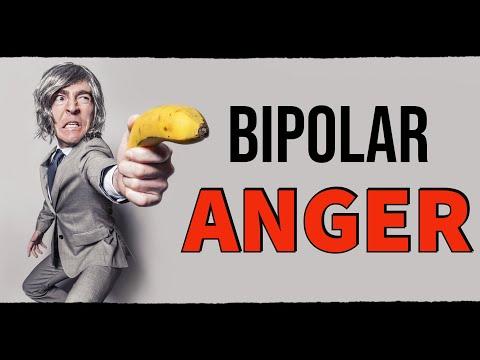 Bipolar Disorder & ANGER