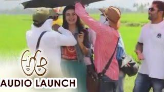 Download Hindi Video Songs - Yaa Yaa Song Making Video at A Aa Audio Launch || Nithiin, Samantha