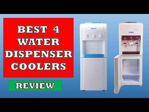 Best 4 Water Dispensers Coolers - Review (2020) | Hot And Cold Water Dispensers