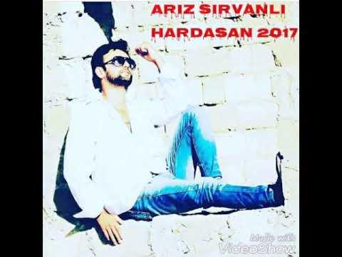 Ariz Sirvanli Hardasan 2017 Yeni