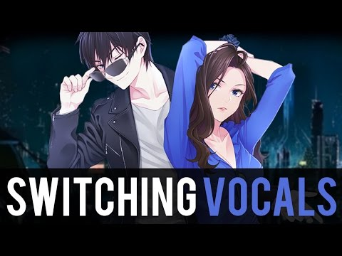 Nightcore | You Make Me Feel「Switching Vocals」