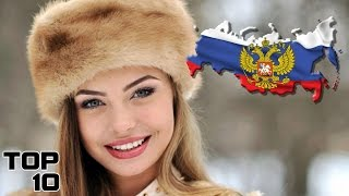 Top 10 Surprising Facts About Russia