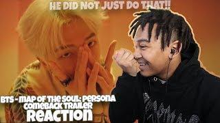 Baixar BTS (방탄소년단) MAP OF THE SOUL : PERSONA 'Persona' Comeback Trailer - REACTION