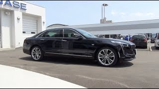 2019 MC Cadillac CT6 Platinum 3.6L V6 AWD - Exterior & Interior