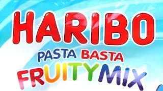Haribo Pasta Basta Fruity Mix | Haribo Snails | Haribo Coala Paws