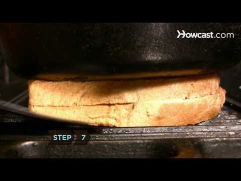 How to Make Grilled Sandwiches without a Panini Press