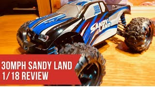 PXToys Sandy Land Review 30mph Top Speed?