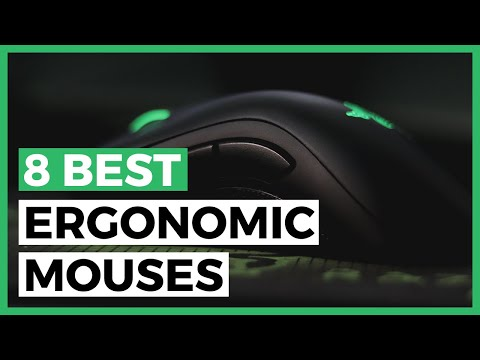 Best Ergonomic Mouse In 2020 - Wireless Ergonomic Mouse Reviews