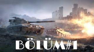 Armada Tanks -BİRİNCİLİK!-BÖLÜM1