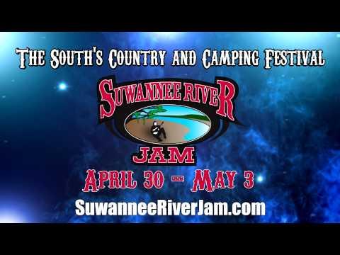 Suwannee River Jam 2014 YouTube Commercial