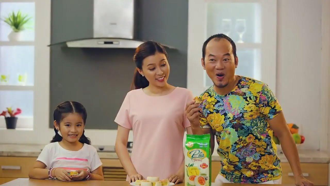 Clip giới thiệu Bánh Pía Hải Sơn   Long Đẹp Trai   Số 1 Bánh Pía Sóc Trăng