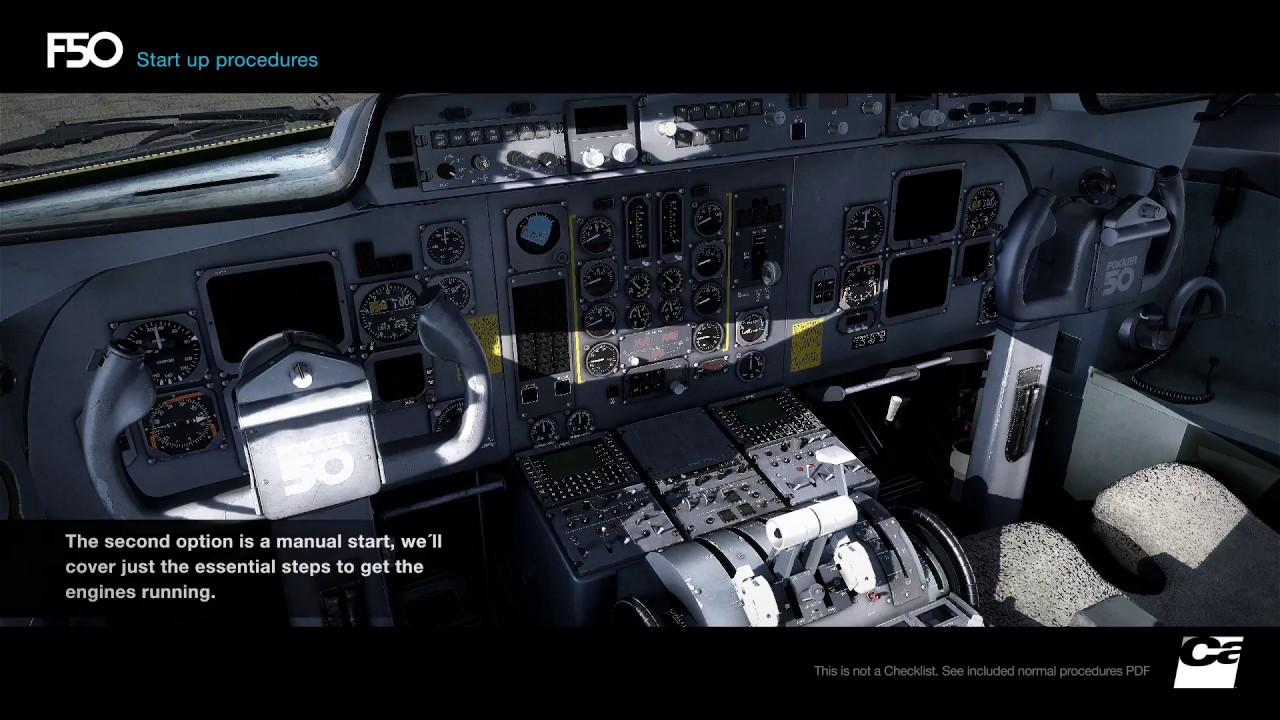 simMarket: CARENADO - F50 FSX P3D
