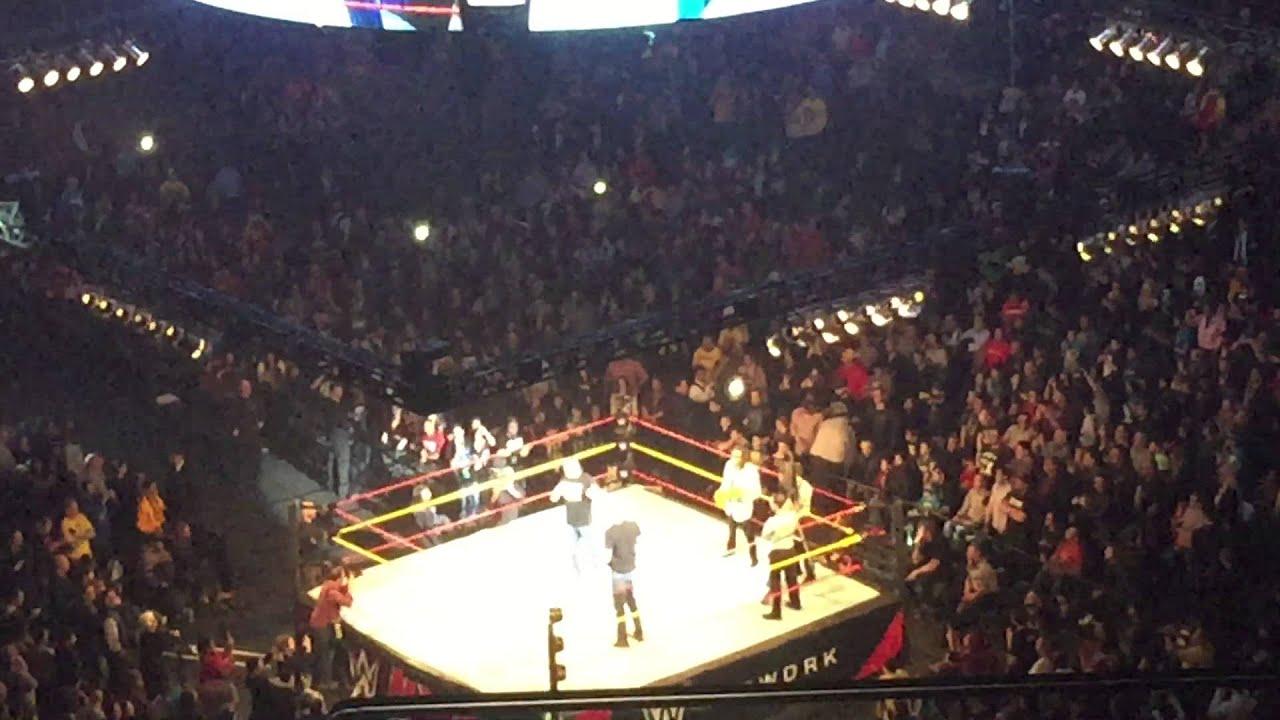 Madison Square Garden Live Event Wwe Garden Ftempo