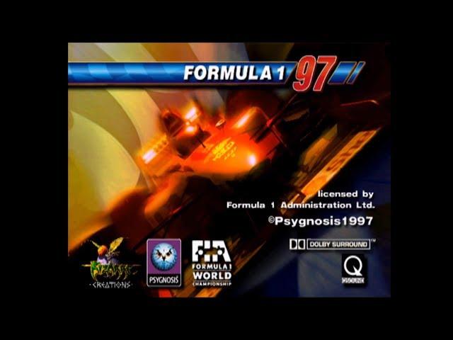 Playthrough [PSX] Formula 1 97