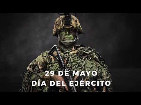 29 DE MAYO - 211 ª ANIVERSARIO DE LA CREACIÓN DEL EJÉRCITO ARGENTINO