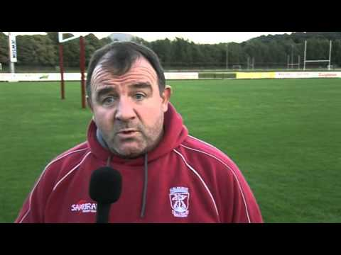 GEORGE GRAHAM (GALA HEAD COACH) INTERVIEW RE PRO PLAYERS IN CLUB RUGBY - 17.9.13