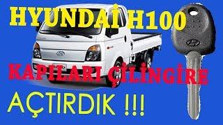 Hyundai H100 Kapisini Çİlİngİre AÇtirdik !!!